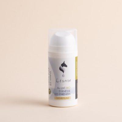 Crème de soin pour les mains au lait d'ânesse bio parfum Chèvrefeuille