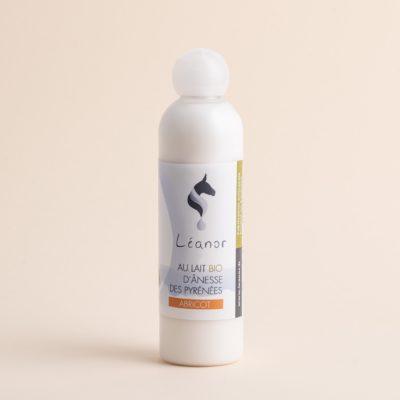 Lait corporel au lait d'ânesse parfum Abricot