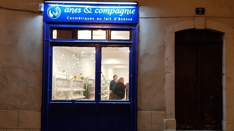 Le concept Store Ânes et compagnie